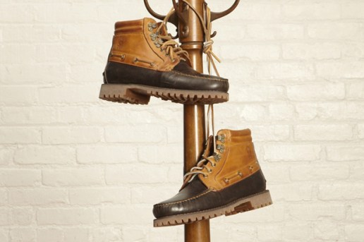 "10.Deep x Timberland ""The Mighty Ducks"" Boot"