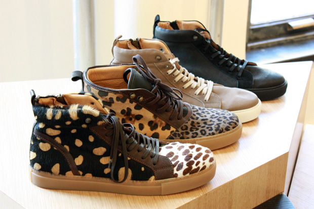 3.1 Philip Lim 2010 Fall/Winter Footwear Collection Preview