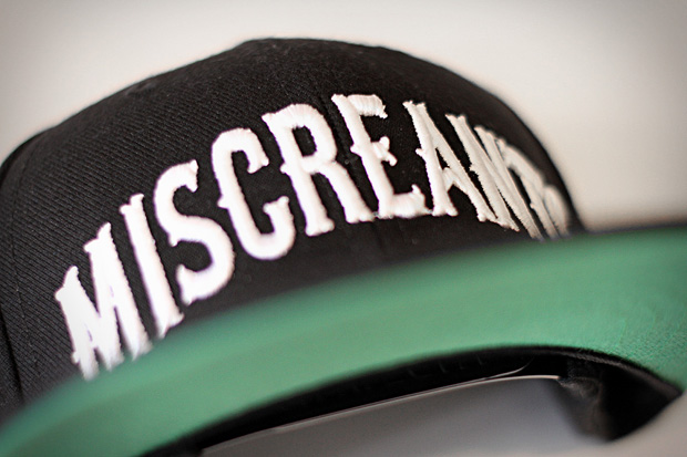 "Us Versus Them x Quintin ""Miscreants"" Snap-Back Cap"