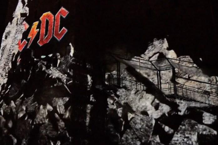 ACDC vs Iron Man II (Video)