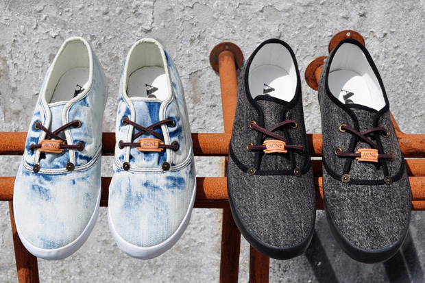 Acne 2010 Spring Denim Plimsoles