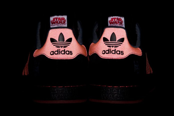 "CLOT x adidas Originals Superstar ""Dark Side Star"" Preview"