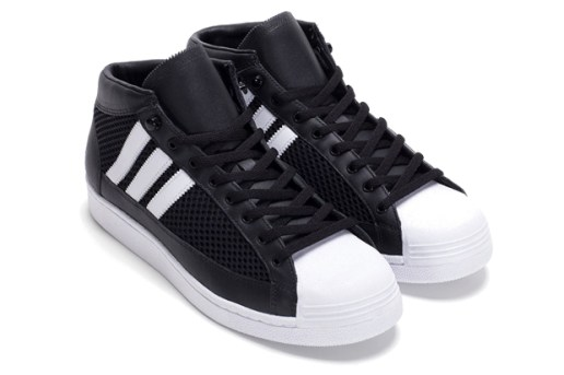 adidas Originals by Originals James Bond & David Beckham Tennis Vintage Hi