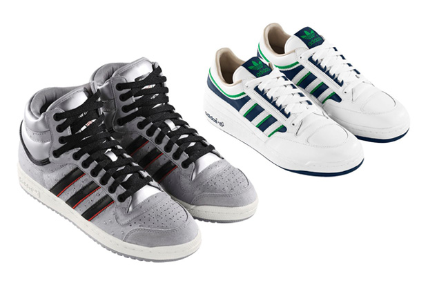 adidas Originals 2010 Spring/Summer Court & Ball Collection