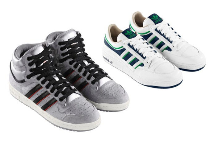 adidas Originals 2010 Spring/Summer Court & Ball Collection