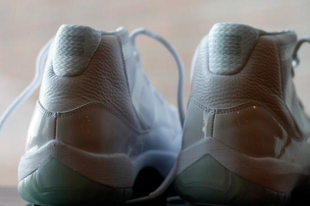 "Air Jordan 11 ""Silver Anniversary"" - A Closer Look"