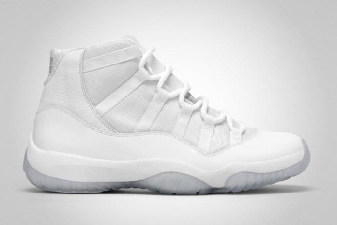 "Air Jordan 11 ""Silver Anniversary"""