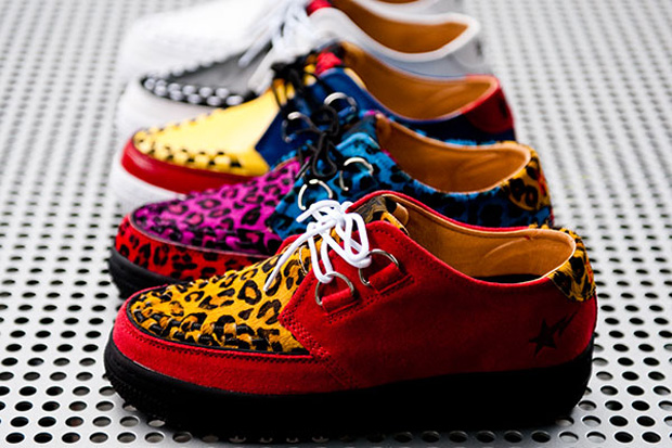 AMBUSH x A Bathing Ape 2010 Spring/Summer Collecton CREEP STA