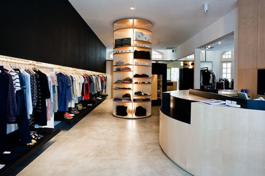 A.P.C. Store in Singapore - A Closer Look