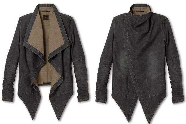 ato 2010 Spring/Summer Collection 2WAY Swallowtail Denim Jacket