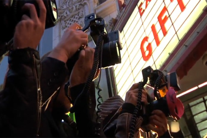 """Banksy """"Exit Through the Gift Shop"""" Los Angeles Premiere Recap"""