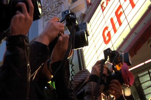 "Banksy ""Exit Through the Gift Shop"" Los Angeles Premiere Recap"