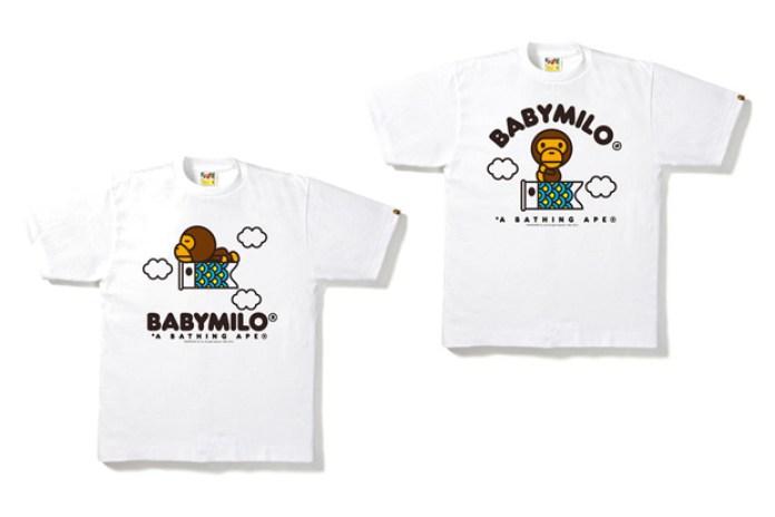 "A Bathing Ape Baby Milo ""Carp Streamer"" T-shirts"