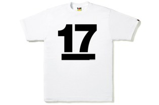 A Bathing Ape NOWHERE 17th Anniversary T-Shirt
