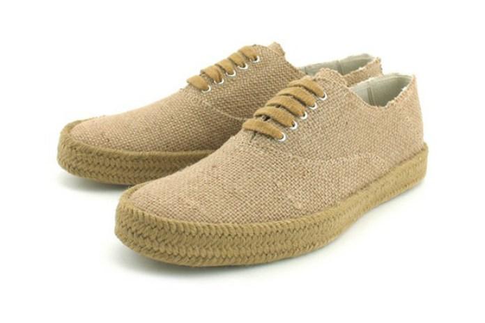 BEAMS PLUS Espadrille Deck Shoe