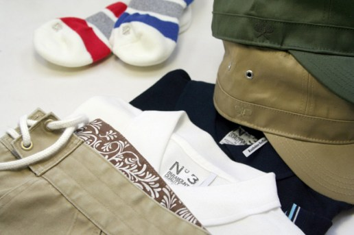 """Beauty & Youth x UNDFTD x BEDWIN 2010 Spring/Summer """"BBU"""" Collection"""