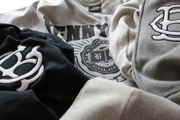 Benny Gold 2010 Spring/Summer Fleece Preview