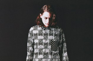 BLACK COMME des GARCONS Editorial in SENSE Magazine