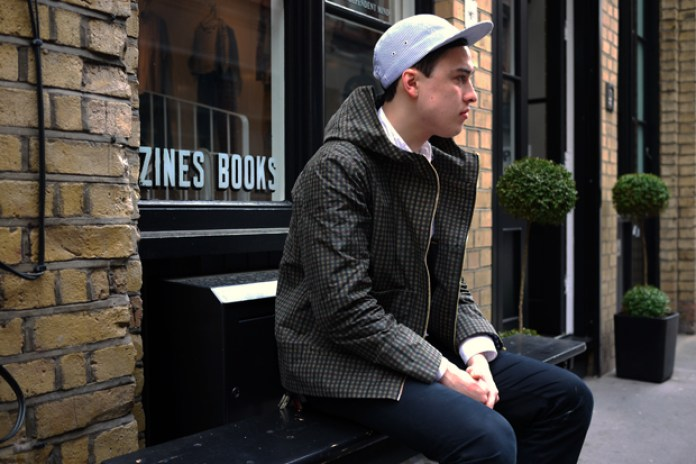 Streetsnaps: Checkers and Stripes