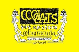 Cool Cats at Barracuda Pop-Up Shop