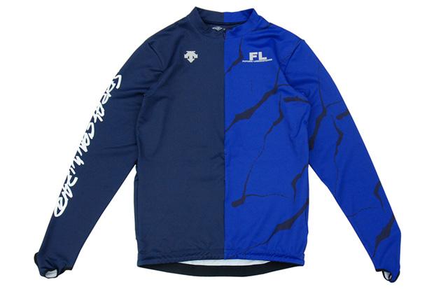 Futura Laboratories x Descente Cycling Jersey