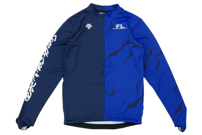 Futura Laboratories x Descente Cycling Jersey