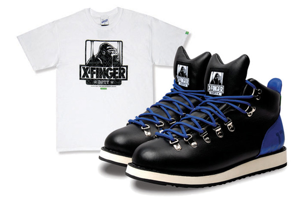 double-park x XLarge x Fingercroxx 10th Anniversary Collection