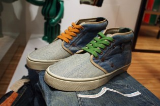 "Dr. Romanelli x Levi's 2010 Spring/Summer ""California Beach"" Collection Chukka"