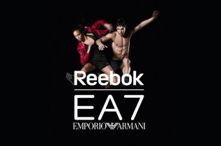 Emporio Armani x Reebok EA7 Collection Further Look