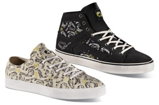 etnies Plus x Koji Toyoda Collection