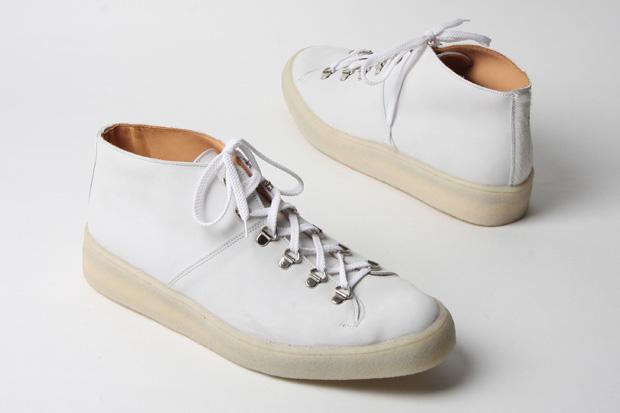 George Cox for oki-ni Exclusive Hiking Sneaker