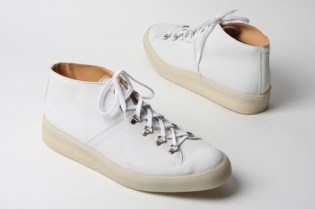 George Cox for oki-ni Exclusive Hiking Sneaker