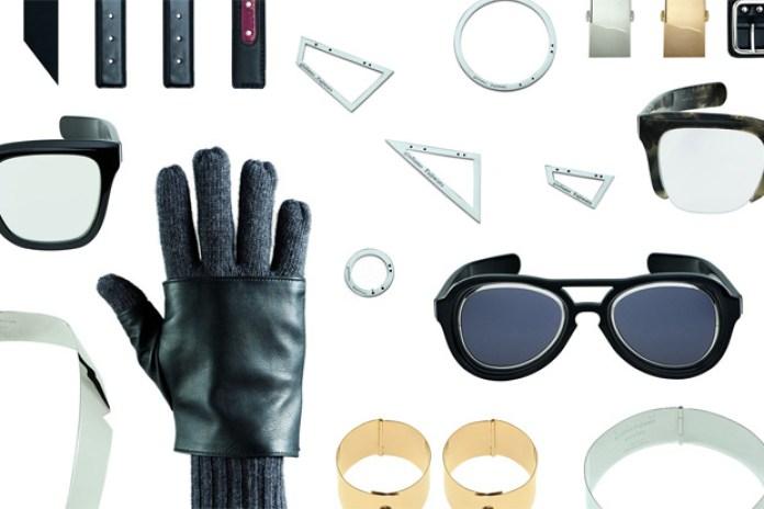 Giuliano Fujiwara 2010 Fall/Winter Accessories