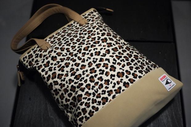 Goodhood x R. Newbold Leopard Print Tote