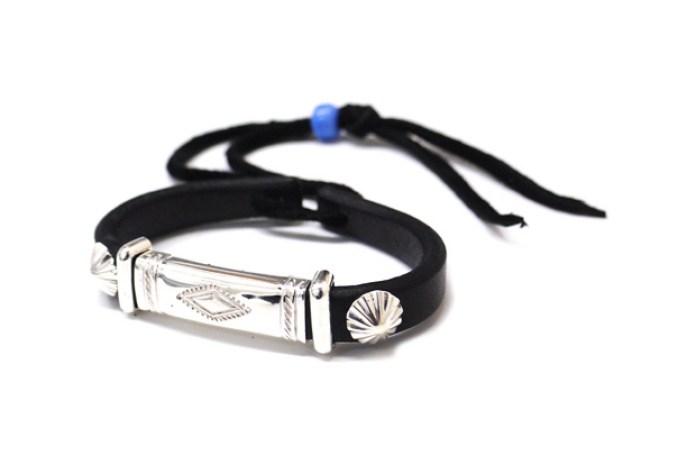 goro's 2010 Spring Leather Bracelet