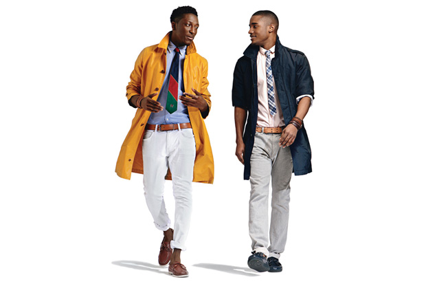 GQ: 10 Secrets to Affordable Style with Street Etiquette