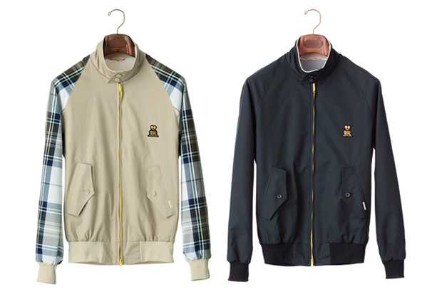 Griffin x Baracuta 2010 Spring/Summer Collection G9