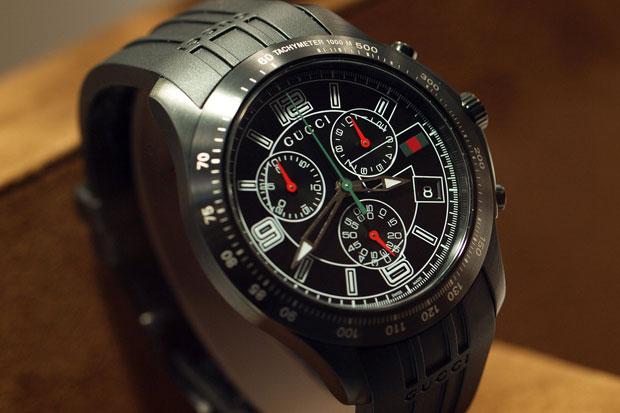 Gucci Classic Chronograph Watch