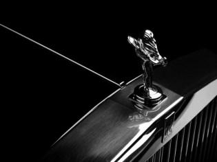 Hedi Slimane x Rolls-Royce Photography