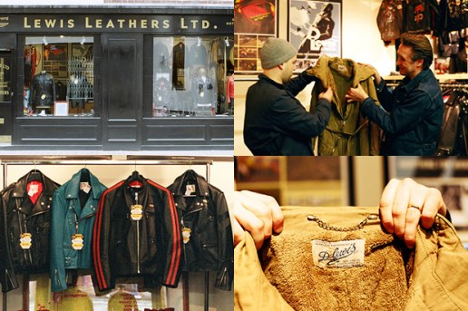 The History of Lewis Leathers Part 1