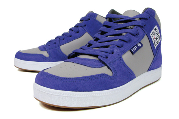 "HUF 2010 Fall ""HUF1"" Sneaker Preview"