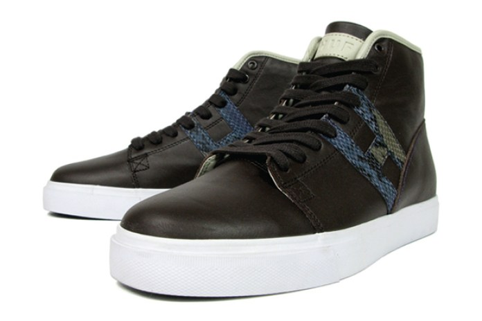 """HUF 2010 Fall/Winter Footwear Collection """"Snake"""" Pack"""