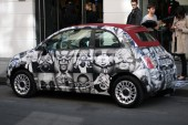 Hype Means Nothing x Fiat 500