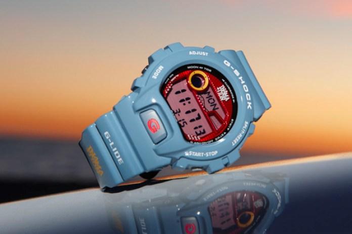 In4mation x CASIO G-SHOCK GLX6900X-2 Watch