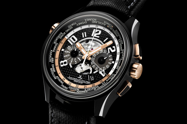 Jaeger-LeCoultre AMVOX5 World Chronograph for Aston Martin