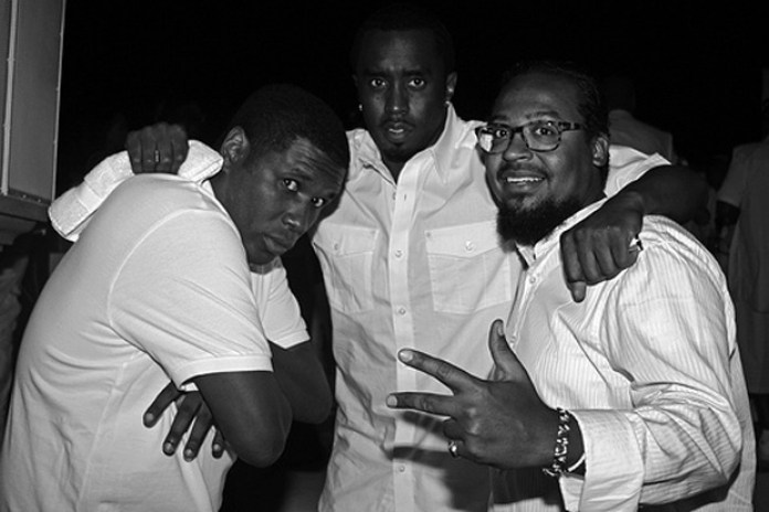 Jay Electronica featuring Diddy - The Ghost of Christopher Wallace