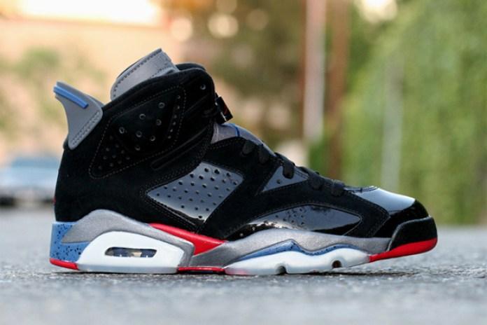 "Air Jordan 6 ""Detroit"""