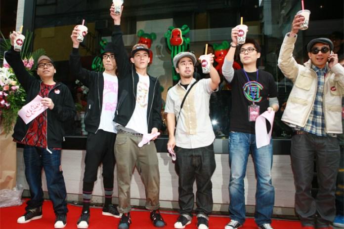 JUICE TAIWAN Grand Opening Recap