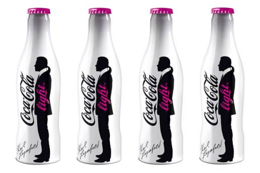 Karl Lagerfeld Coca-Cola Light Bottle