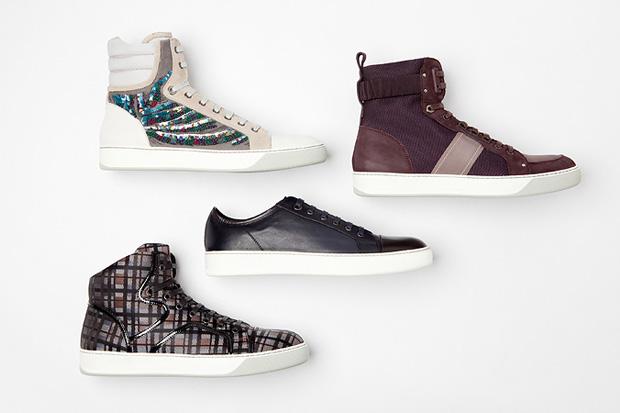 Lanvin 2010 Spring/Summer Footwear Collection